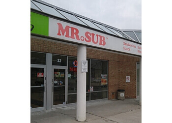 Richmond Hill sandwich shop MR.SUB