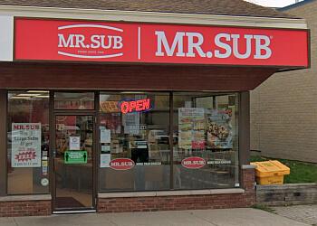 Stratford sandwich shop MR.SUB