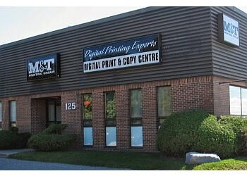 Cambridge printer  M & T Printing Group