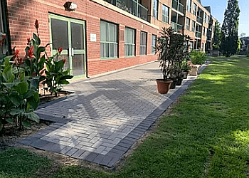 Mississauga landscaping company M V R Landscaping