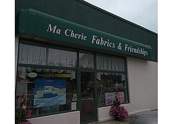 Burlington sewing machine store  Ma Cherie Fabrics & Friendships