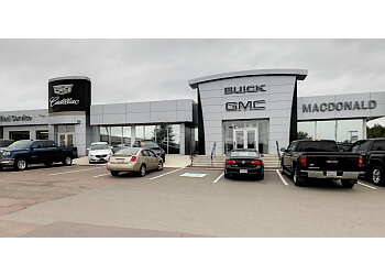 Moncton car dealership  MacDonald Buick GMC Ltd.