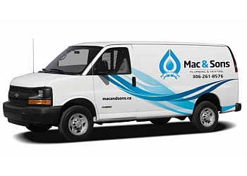 Saskatoon plumber Mac & Sons Plumbing & Heating