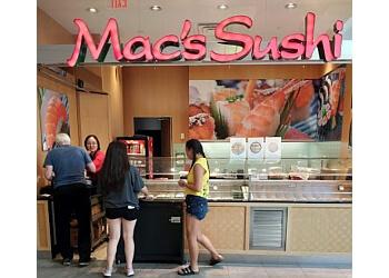 Barrie sushi Mac's Sushi