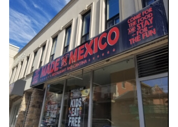 Newmarket mexican restaurant Made In Mexico