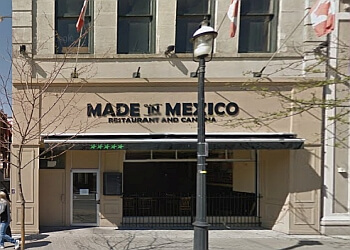 Barrie mexican restaurant Made in Mexico
