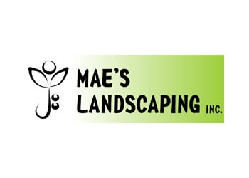 Kelowna landscaping company Mae's Landscaping Inc.
