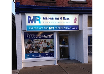 Sarnia insurance agency Magermans & Raes Insurance Brokers Limited