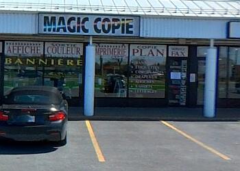 Brossard printer Magic Copie