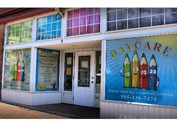 Oshawa preschool Magic Pencils Learning Centre
