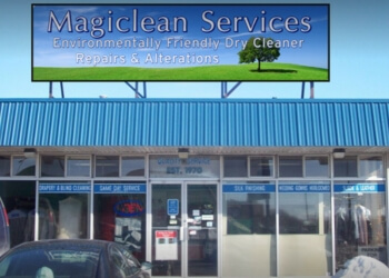 St Catharines dry cleaner Magiclean Services