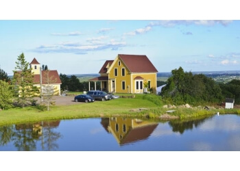 Moncton bed and breakfast Magnetic Hill Winery and B&B