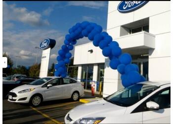 Abbotsford car dealership Magnuson Ford