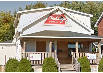Moncton indian restaurant Maharaja