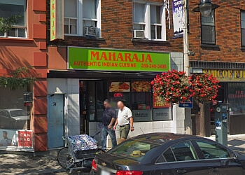 Oshawa indian restaurant Maharaja Authentic Indian Cuisine