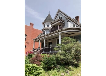 Saint John bed and breakfast Mahogany Manor