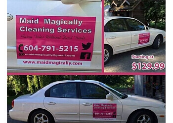 Chilliwack house cleaning service Maid Magically