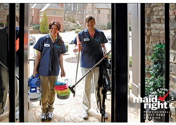 Oakville house cleaning service Maid Right