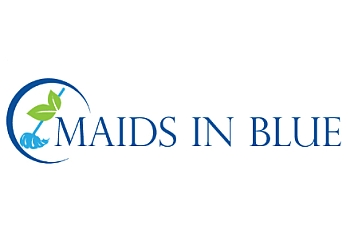 Calgary house cleaning service Maids in Blue