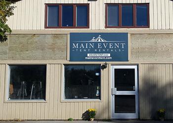 Belleville event rental company Main Event Tent Rentals