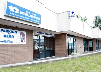North Vancouver veterinary clinic Main Street Animal Hospital