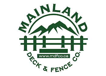 Maple Ridge fencing contractor Mainland Deck & Fence Co.