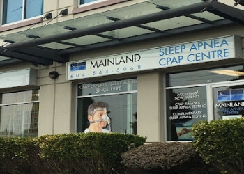 Burnaby sleep clinic Mainland Sleep Diagnostics Ltd.