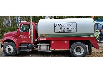 Langley septic tank service Mainland Tank Service
