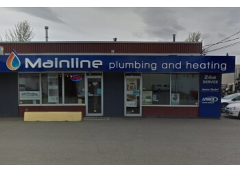 Prince George plumber Mainline Plumbing and Heating Ltd.