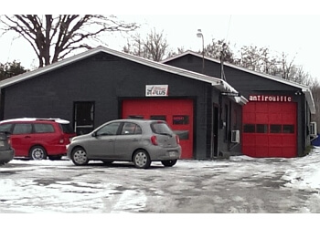 Sherbrooke auto body shop Maitre Carrossier Plus