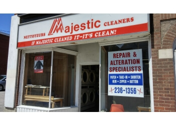Ottawa dry cleaner Majestic Cleaners