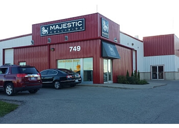 Guelph auto body shop Majestic Collision