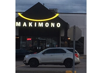 Ajax japanese restaurant MAKIMONO RESTAURANT