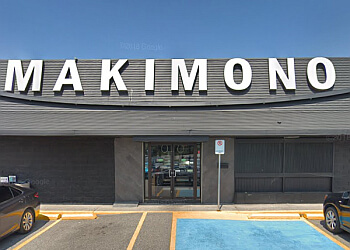 Pickering japanese restaurant Makimono Japanese Restaurant