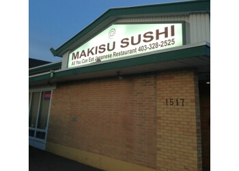Lethbridge sushi Makisu Sushi