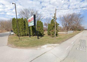 Windsor public park Malden Park