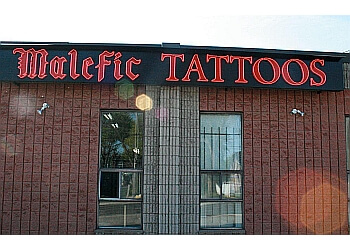 Mississauga tattoo shop Malefic Tattoos