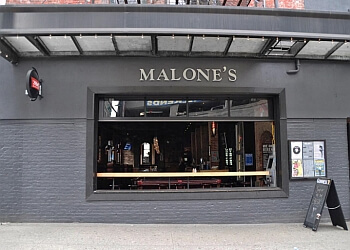 Vancouver sports bar Malone's Social Lounge & Taphouse