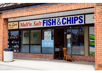 Malt' N Salt Fish & Chips