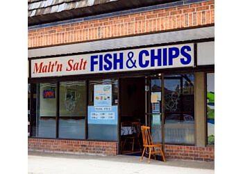 Malt n Salt Fish & Chips Pickering Fish And Chips