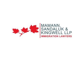 Toronto immigration lawyer Mamann, Sandaluk & Kingwell LLP