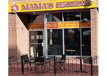 Moncton pizza place Mama's Restaurant