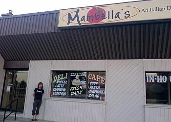 Waterloo caterer Mambella`s Italian Kitchen & Catering