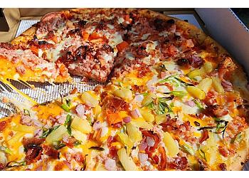 Nanaimo pizza place Mambo Gourmet Pizza
