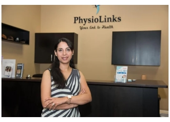 Burlington physical therapist Mandeep Virk, PT