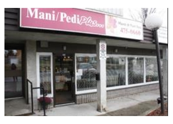 North Bay spa Mani-Pedi Plus