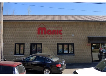 Montreal window company Manic Aluminium Ltee