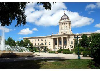 Winnipeg landmark Manitoba Legislative Building