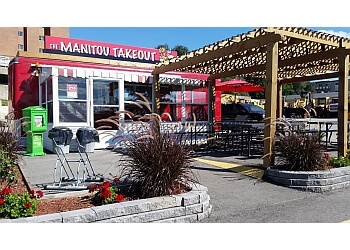 Kitchener fish and chip Manitou Takeout