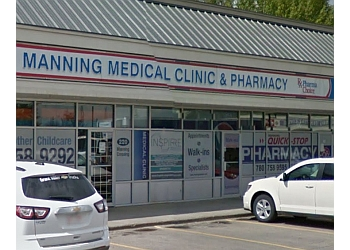 Edmonton urgent care clinic Manning Medical Clinic